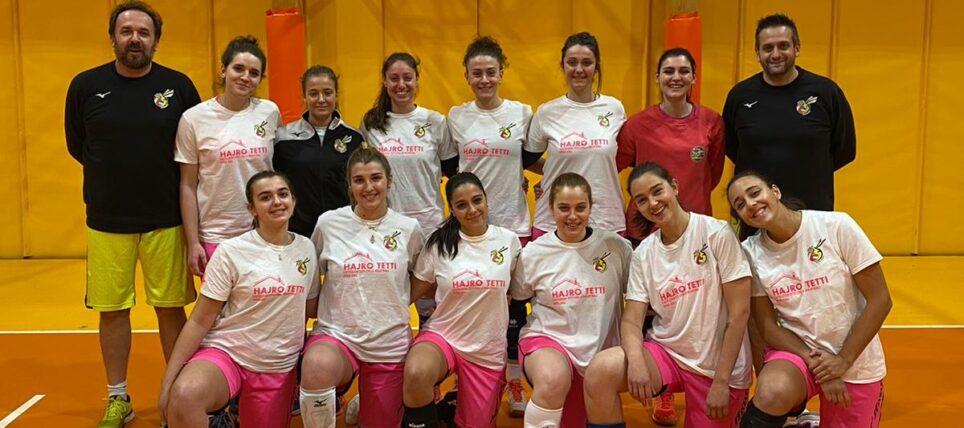 Serie D e Prima Divisione pronte all'esordio! Nuovamente in campo anche U13, U15 e U17